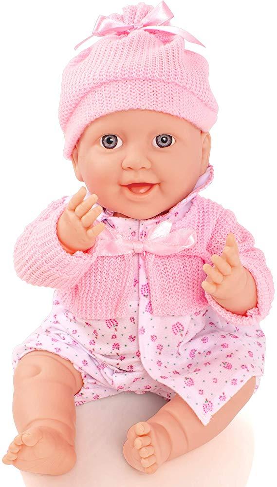 No Name Dimian BD348D Puppe Bambolina