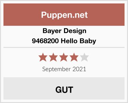 Bayer Design 9468200 Hello Baby Test