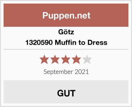 Götz 1320590 Muffin to Dress Test