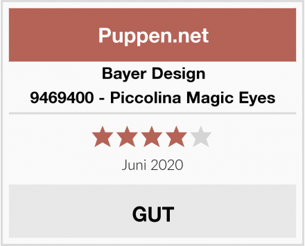 Bayer Design 9469400 - Piccolina Magic Eyes Test