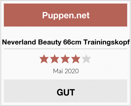 Neverland Beauty 66cm Trainingskopf Test