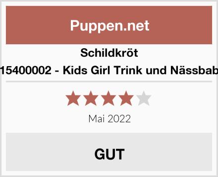 Schildkröt 615400002 - Kids Girl Trink und Nässbaby Test