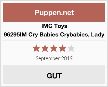 IMC Toys 96295IM Cry Babies Crybabies, Lady Test