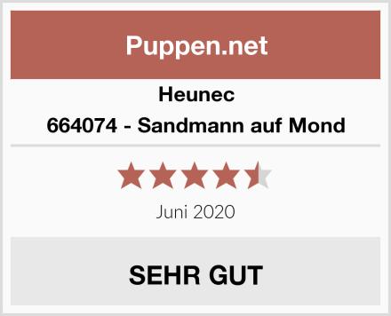 Heunec 664074 - Sandmann auf Mond Test