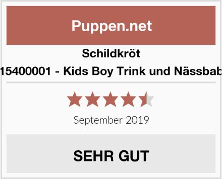 Schildkröt 615400001 - Kids Boy Trink und Nässbaby Test