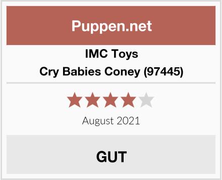 IMC Toys Cry Babies Coney (97445) Test
