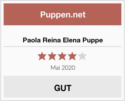 Paola Reina Elena Puppe Test