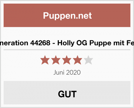 Our Generation 44268 - Holly OG Puppe mit Fellweste Test