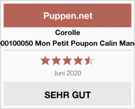 Corolle 9000100050 Mon Petit Poupon Calin Manon Test