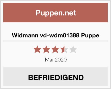 Widmann vd-wdm01388 Puppe Test