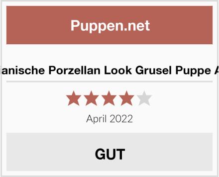 Viktorianische Porzellan Look Grusel Puppe Agatha Test