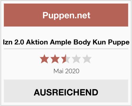 lzn 2.0 Aktion Ample Body Kun Puppe Test