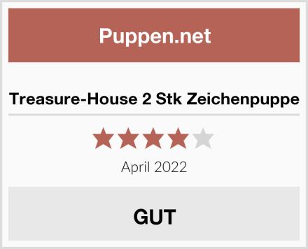 Treasure-House 2 Stk Zeichenpuppe Test