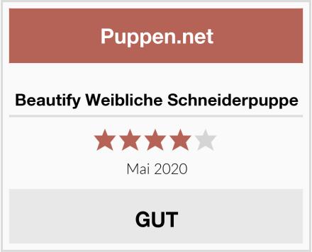 No Name Beautify Weibliche Schneiderpuppe Test