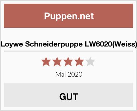 Loywe Schneiderpuppe LW6020(Weiss) Test