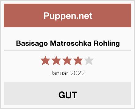 Basisago Matroschka Rohling Test
