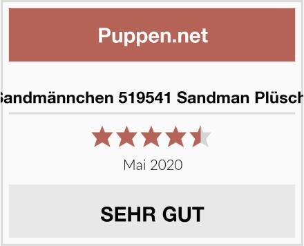 Unser Sandmännchen 519541 Sandman Plüschtier Set Test