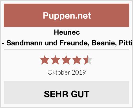 Heunec 649477 - Sandmann und Freunde, Beanie, Pittiplatsch Test