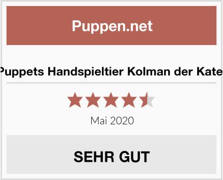 Living Puppets Handspieltier Kolman der Kater 40 cm Test