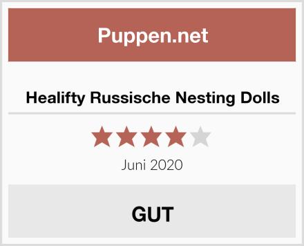 Healifty Russische Nesting Dolls Test