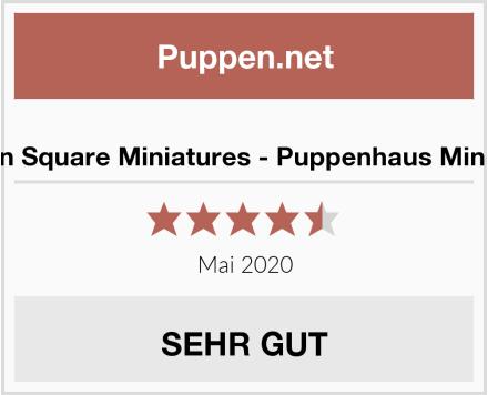 Town Square Miniatures - Puppenhaus Miniatur Test