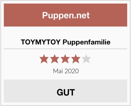TOYMYTOY Puppenfamilie Test