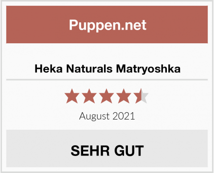 Heka Naturals Matryoshka Test