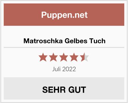 Matroschka Gelbes Tuch Test