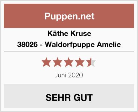 Käthe Kruse 38026 - Waldorfpuppe Amelie Test