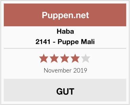 Haba 2141 - Puppe Mali Test