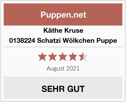 Käthe Kruse 0138224 Schatzi Wölkchen Puppe Test
