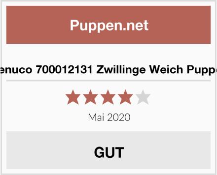 Nenuco 700012131 Zwillinge Weich Puppen Test