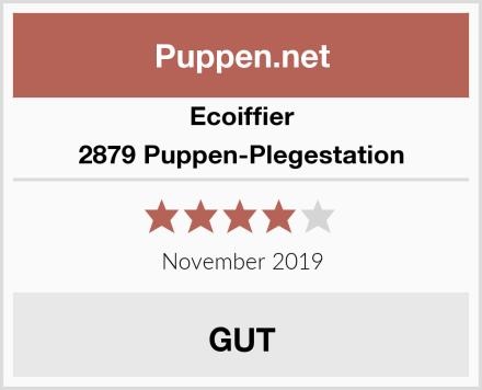 Ecoiffier 2879 Puppen-Plegestation Test