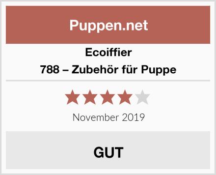 Ecoiffier 788 – Zubehör für Puppe Test