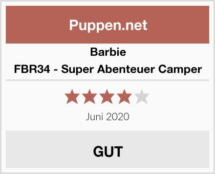 Barbie FBR34 - Super Abenteuer Camper Test