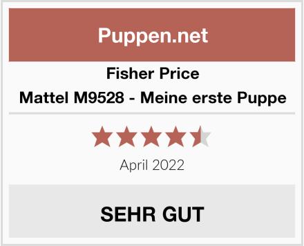 Fisher Price Mattel M9528 - Meine erste Puppe Test