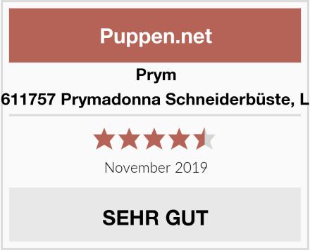 Prym 611757 Prymadonna Schneiderbüste, L Test