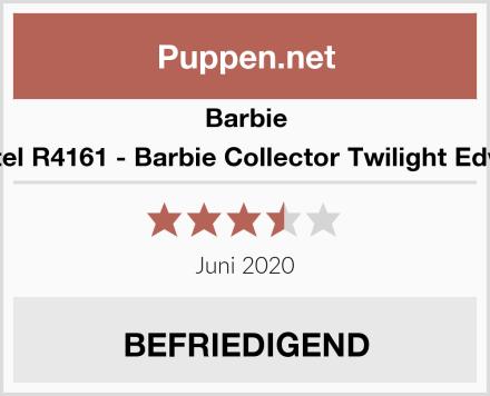 Barbie Mattel R4161 - Barbie Collector Twilight Edward Test