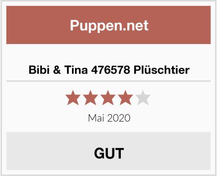 Bibi & Tina 476578 Plüschtier Test