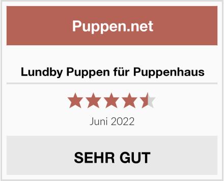 Lundby Puppen für Puppenhaus Test