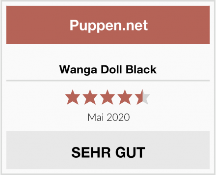 Wanga Doll Black Test