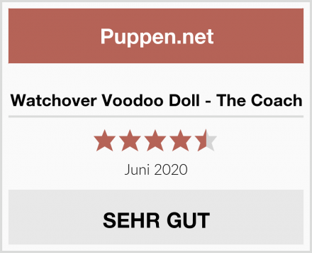 Watchover Voodoo Doll - The Coach Test