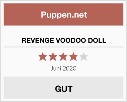 REVENGE VOODOO DOLL Test