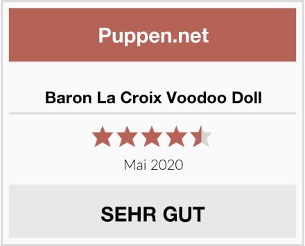 Baron La Croix Voodoo Doll Test