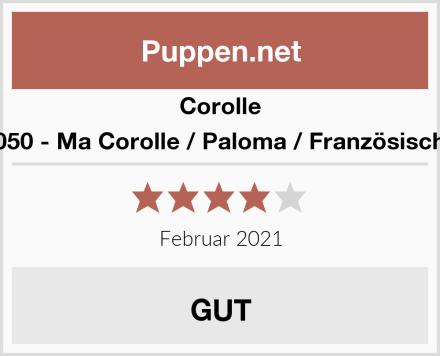 Corolle 9000200050 - Ma Corolle / Paloma / Französische Puppe Test