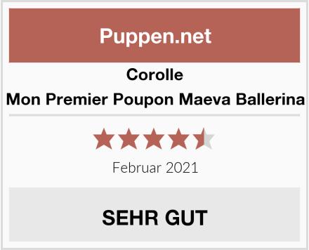 Corolle Mon Premier Poupon Maeva Ballerina Test