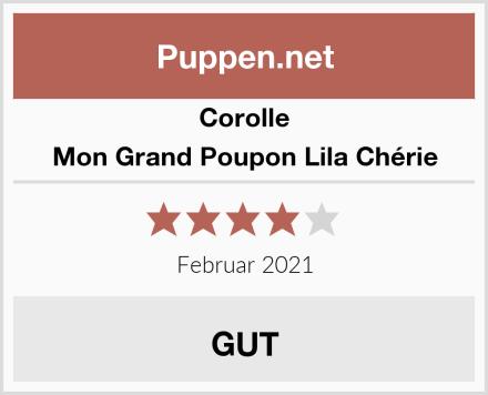 Corolle Mon Grand Poupon Lila Chérie Test