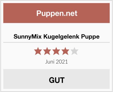 SunnyMix Kugelgelenk Puppe Test