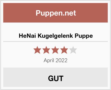 HeNai Kugelgelenk Puppe Test