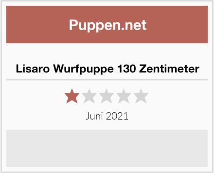 Lisaro Wurfpuppe 130 Zentimeter Test